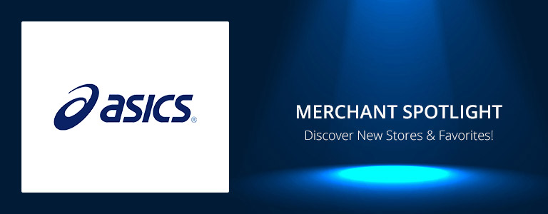 ASICS Merchant Spotlight