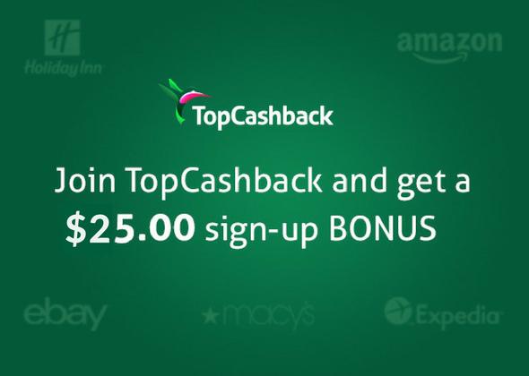 $25 Bonus Offer