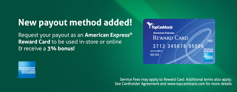 AMEX rewards