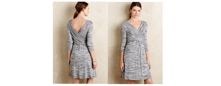 Anthro dress