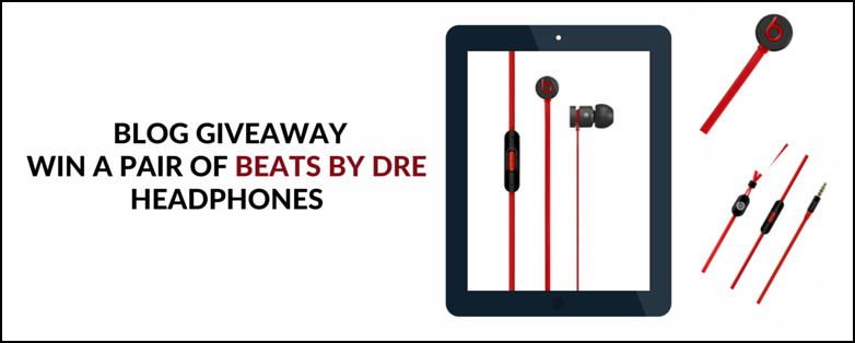 beats by dre giveaway