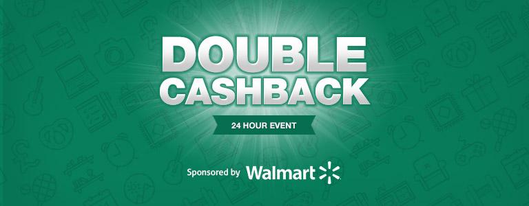 Double Cash Back Thursday