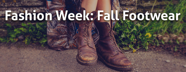 Update Your Wardrobe with Fall Footwear
