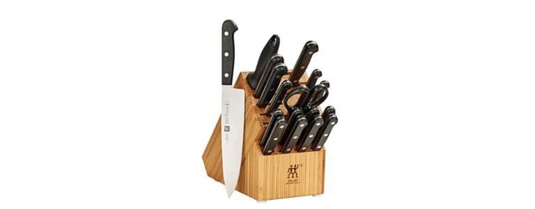 Professional knive set