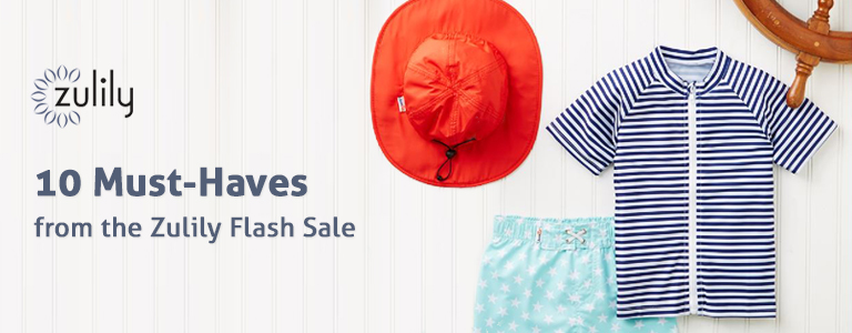 Zulily Flash Sale