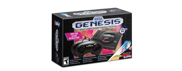 SEGA Genesis Image