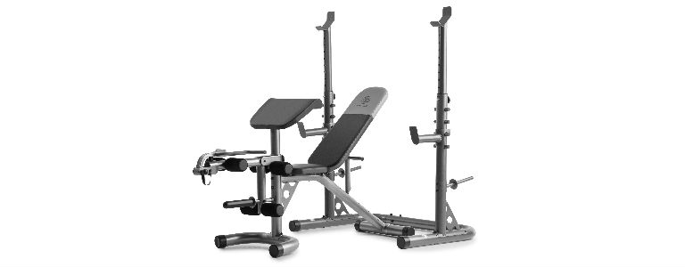 Workout Bench Image
