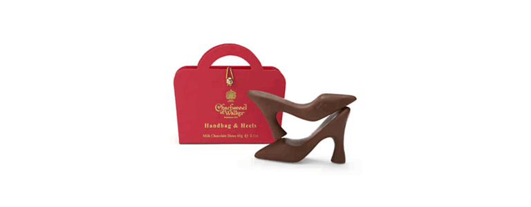 chocolate & shoes