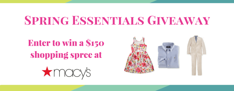 7c04d54cc Enter Our Giveaway To Win $150 to Spend at Macy's