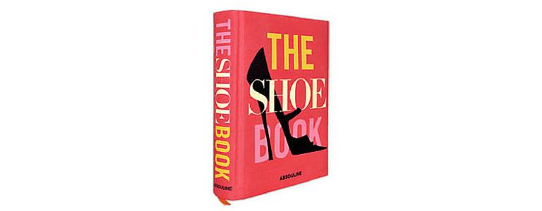 Saks shoe book