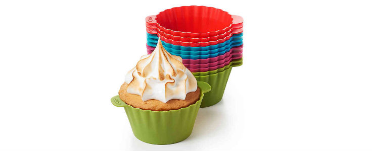 Silicone Baking Cups Image