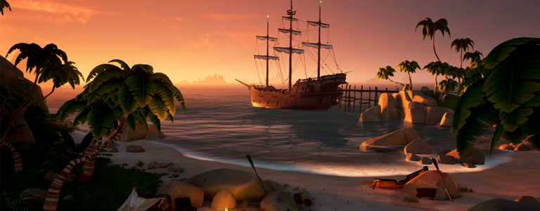 Exploration & Voyages in SoT