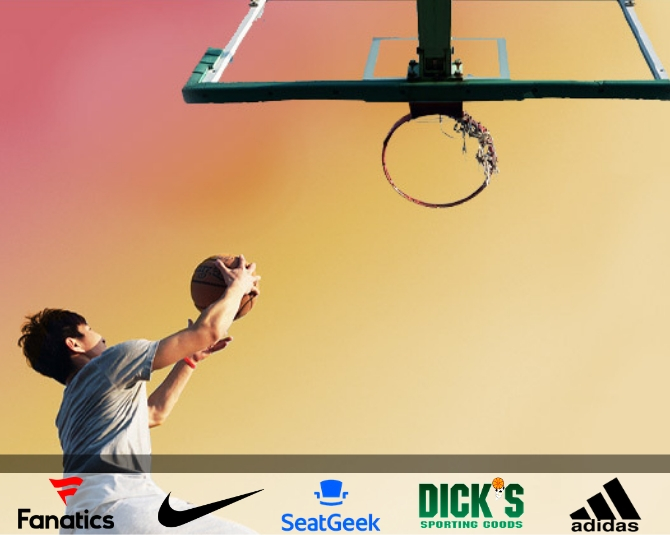 $10 off Sports and Entertainment Merchants