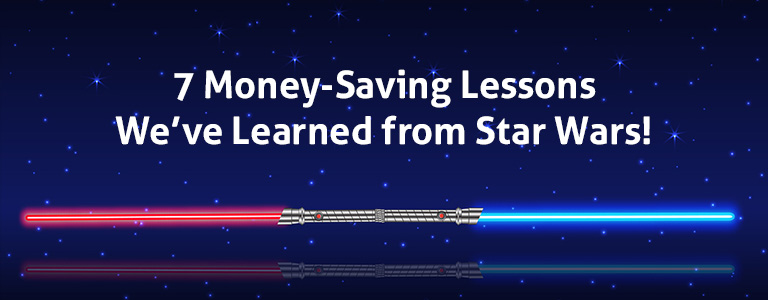Star Wars Savings