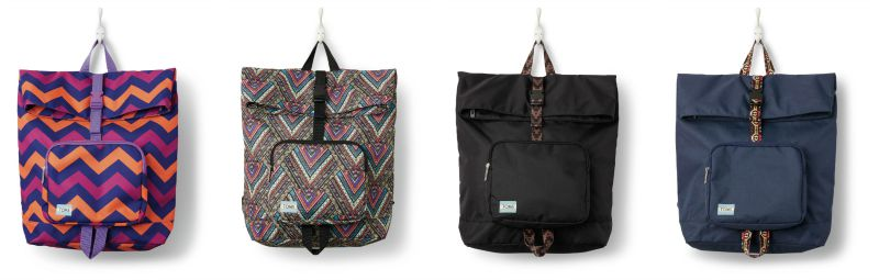 TOMS StandUp Bags