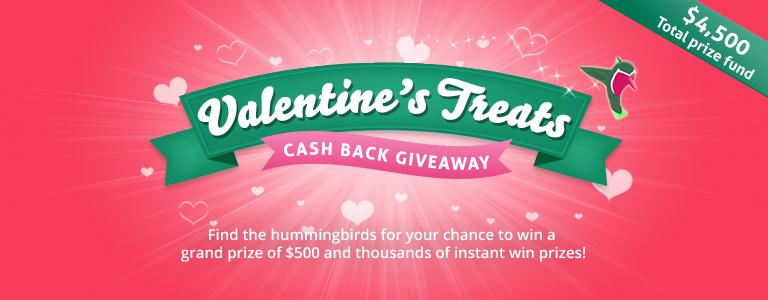 Valentine's Treats Game blog
