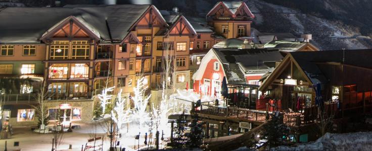 Ski Lodge Image