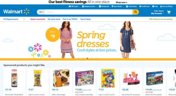 Walmart Coupons, Cashback & Discount Codes - TopCashback