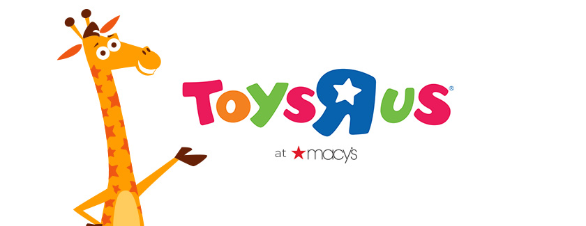 Shop Toys 'R' Us at Macy's