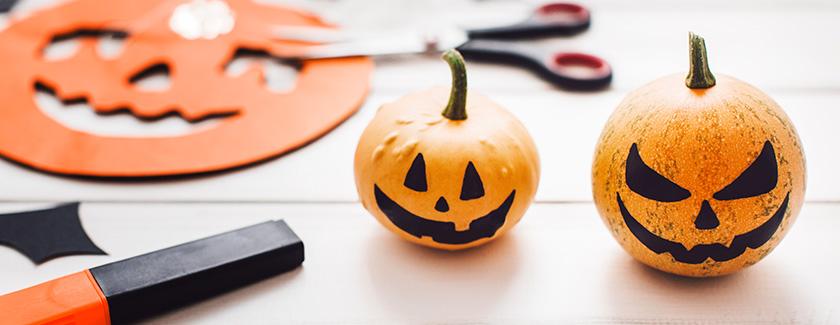 Mom Series: DIY Halloween Crafts