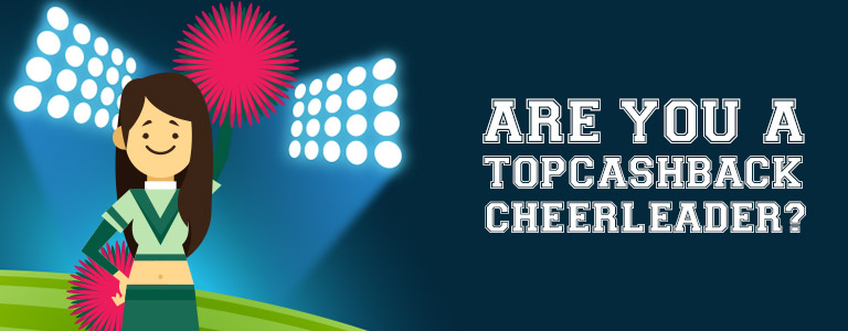 TopCashback Cheerleaders