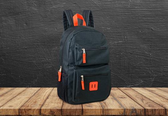 Double Pocket Backpack Freebie