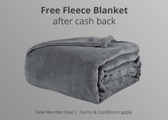 Fleece Blanket Freebie