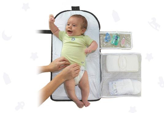 Baby Portable Changing Kit Freebie