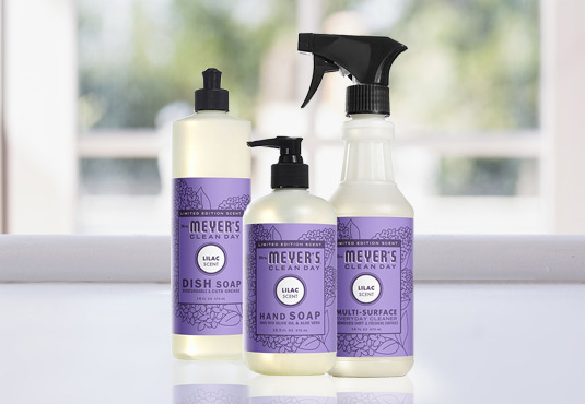 Free Mrs. Meyer's Spring Cleaning Bundle