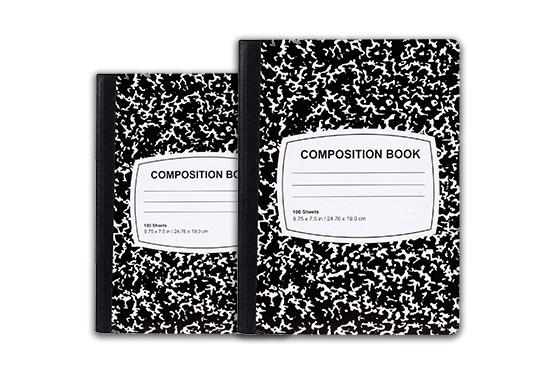 Get 8 Composition Notebooks Freebie