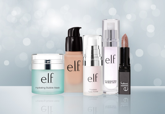 Free $10 to Spend at e.l.f.