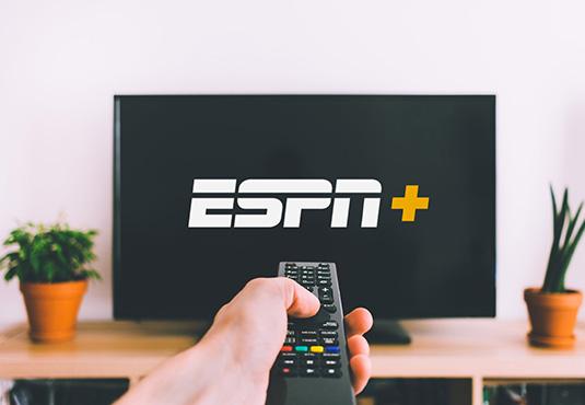 First Month of ESPN+ Freebie
