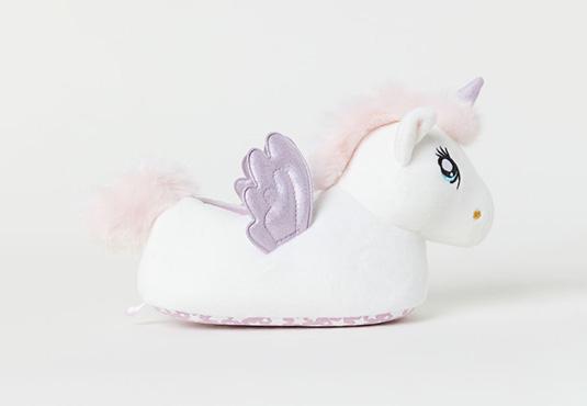 $10 off Unicorn Soft Slippers