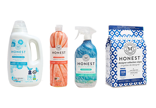 $15 to Spend at the Honest Company Freebie