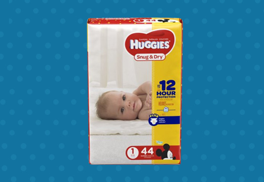 Free Huggies Diapers