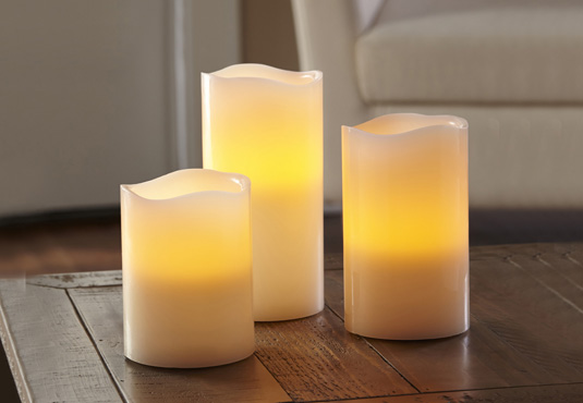 LED Candles Offer