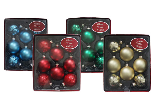 Holiday Ornament Set Freebie