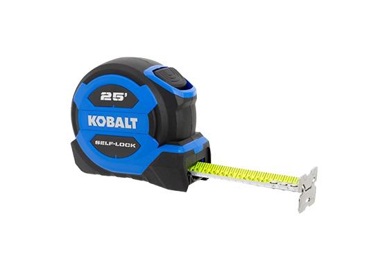 Kobalt Tape Measure Freebie