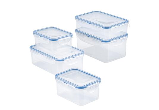 10-Pc Food Storage Set Freebie