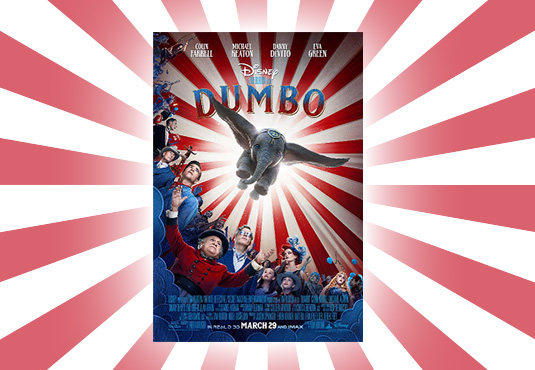 $10 off Dumbo Movie Tickets