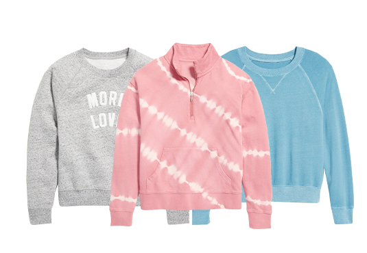 $15 to Spend on Fall Clothing at Old Navy Freebie