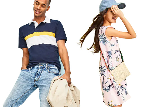 $15 to Spend at Old Navy Freebie