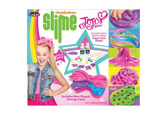 JoJo Siwa Slime Kit Freebie
