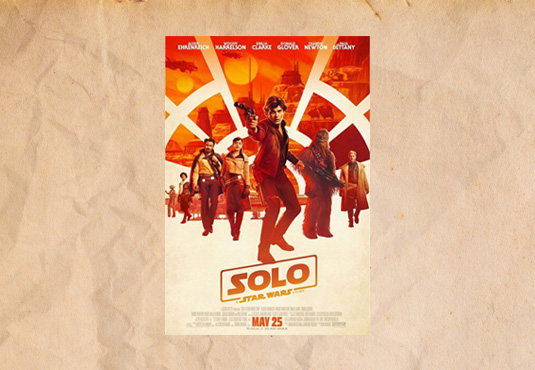 Free Tickets to Solo the Movie