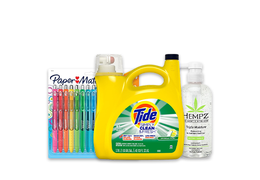 $15 to Spend on Household Items at Staples Freebie
