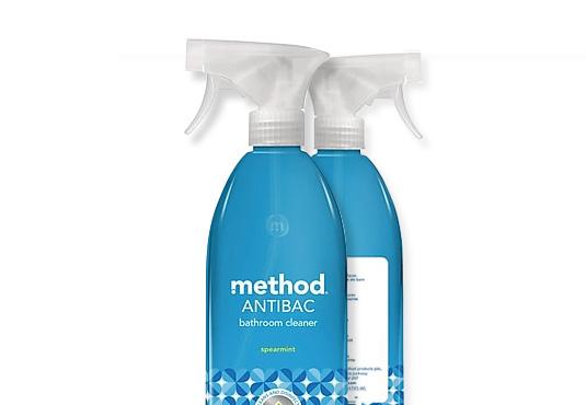 Method Antibacterial Cleaning Spray Freebie