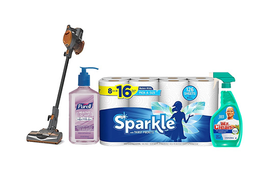 $15 to Spend on Household Products at Staples Freebie