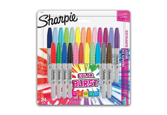 Sharpie Markers Freebie