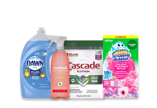 $20 to Spend on Household Essentials at Target Freebie