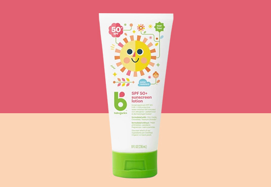 Babyganics Sunscreen Freebie
